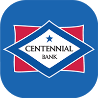 centennial bank mobile app icon