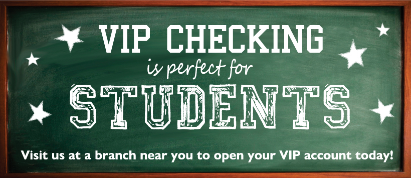 VIP great for students