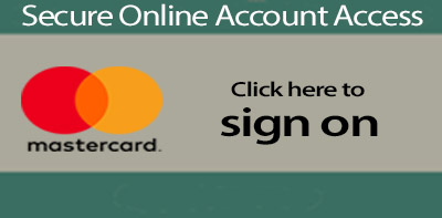 Mastercard Secure Account Online Access Image and Link