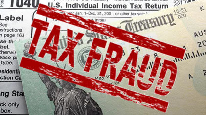 Important Tax Fraud Alert